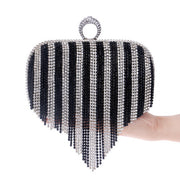 thread rock crystal diamond