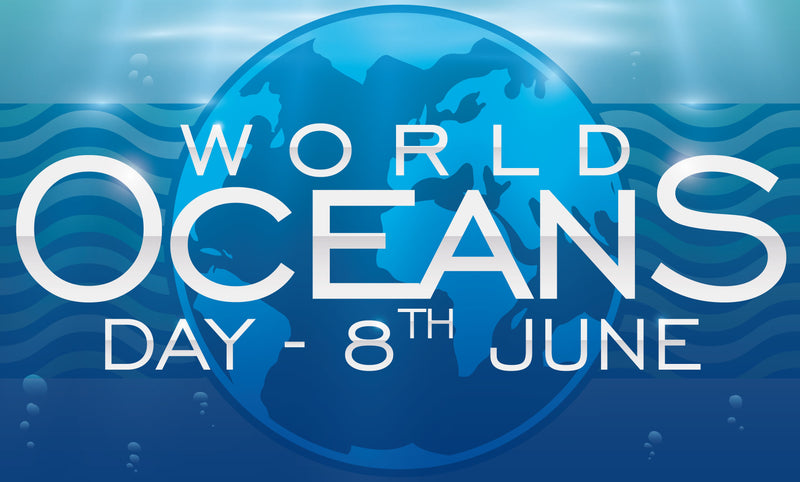World Oceans Day is June 8th