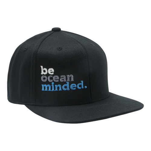Be Ocean Minded - Snapback