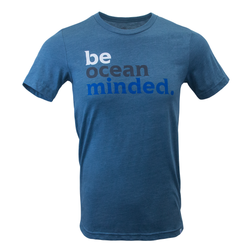 Be Ocean Minded - Men's Tee