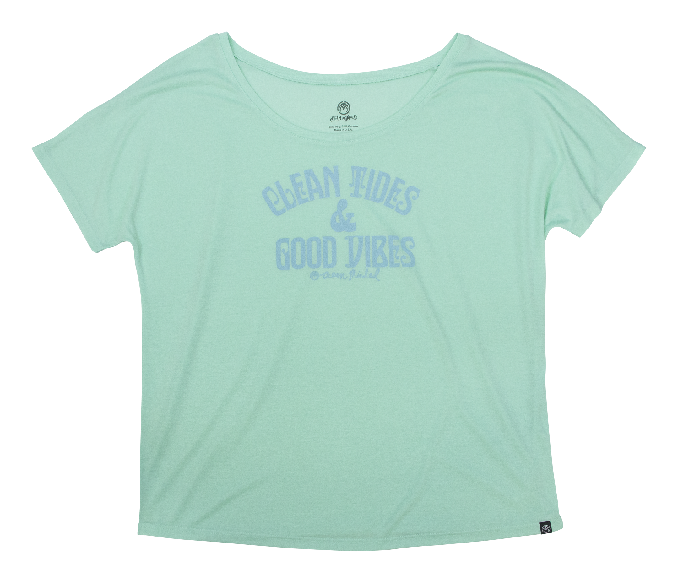 "Good Vibes - Women's ""Slouchy"" Tee"