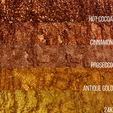 Premium Multi-Chrome Pigments