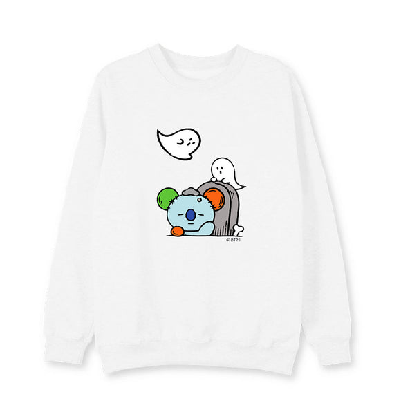 BT21 Halloween Theme Bias Sweatshirt