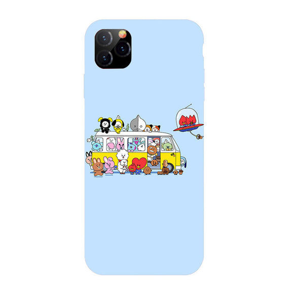 BT21 iPhone Case 2