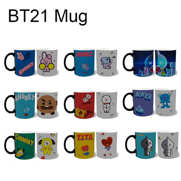 BT21 Bias Magical Mug