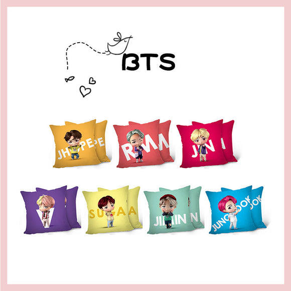 BTS Chibis Bias Pillow