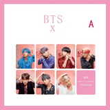 BTS PERSONA Bias Photo cards (7pcs/lot)