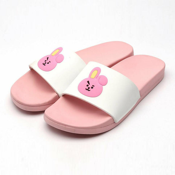 BT21 Bias Summer Slippers