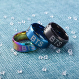 BTS Colored Ring
