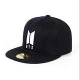 BTS Embroidery Baseball Cap