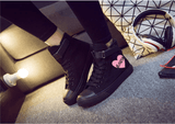BLACKPINK High Top Sneakers