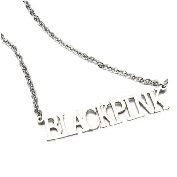 BLACKPINK Pendant Necklace