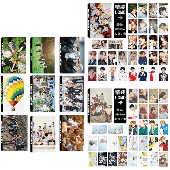 BTS Album Photo Card (30pcs/Set)