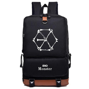 EXO Monster Emblem Bag