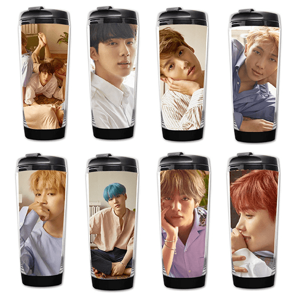 BTS Bias Bottle