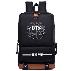 BTS Army Emblem Bag