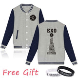 EXO Members Name List Jacket