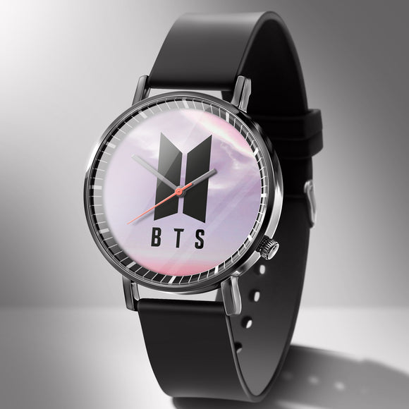 BTS Sky Pink Quartz Watch