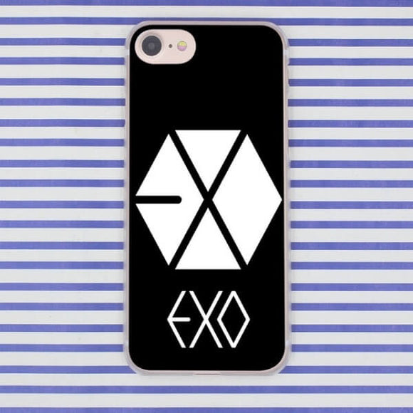 EXO Hard Shell iPhone Cases