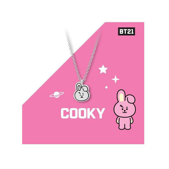 BT21 Bias Aesthetic Necklace