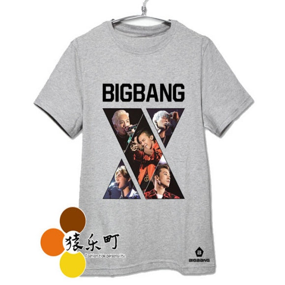 BigBang Member Photo T-Shirt