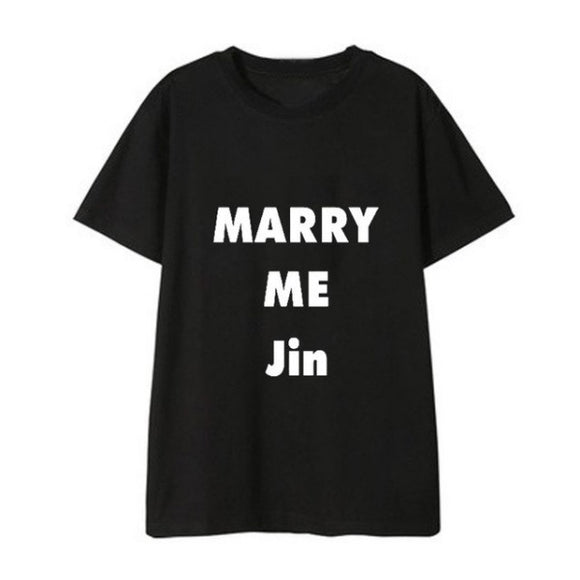 BTS Marry Me Bias Tshirt