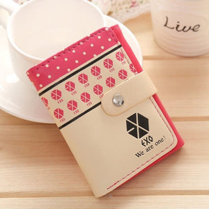 EXO Short Pocket Wallet