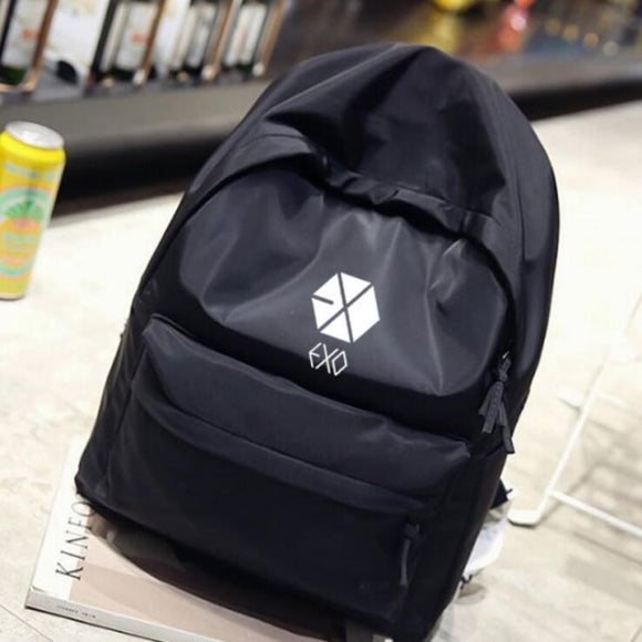 EXO Colorful Student Backpack