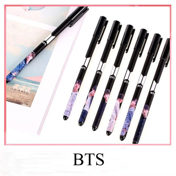 BTS Bias Love Youself Pen