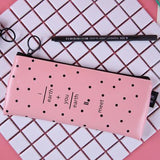"""I + You = Meet"" Pencil Case"