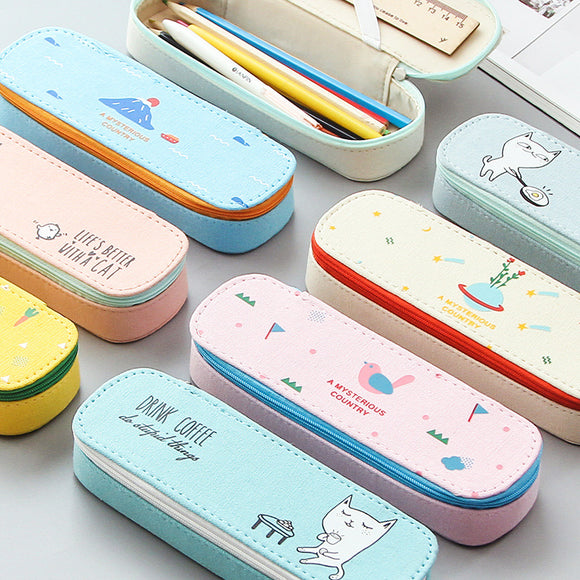 Cute Kawaii Pencil Case