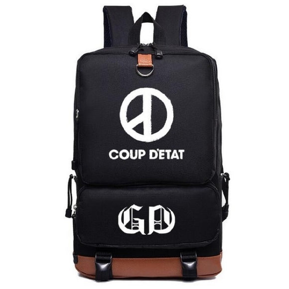 BigBang G-Dragon Coup d'Etat Bag