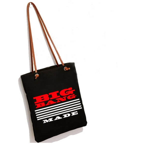 BigBang Canvas Bag