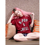 K-POP & CHILL T-Shirt