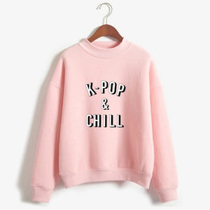 K-POP & CHILL Sweatshirt