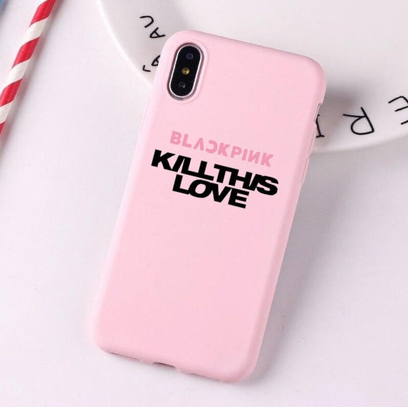 BLACKPIN Kill This Love Case