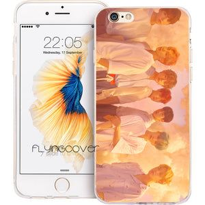 "BTS Love Yourself ""Her"" Silicone iPhone Case"