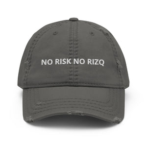 No Risk No Rizq Distressed Cap