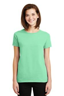 2000L Ladies Ultra Cotton 100% Cotton T-Shirt