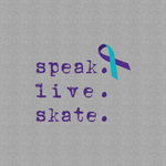 2020 Speak.Live.Skate. Adult Hoodie