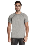 NL2050 Men's Mock Twist Raglan Tee