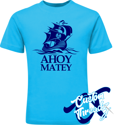 Youth Ahoy Matey