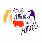 Ladies Amok, Amok, Amok Long Sleeve
