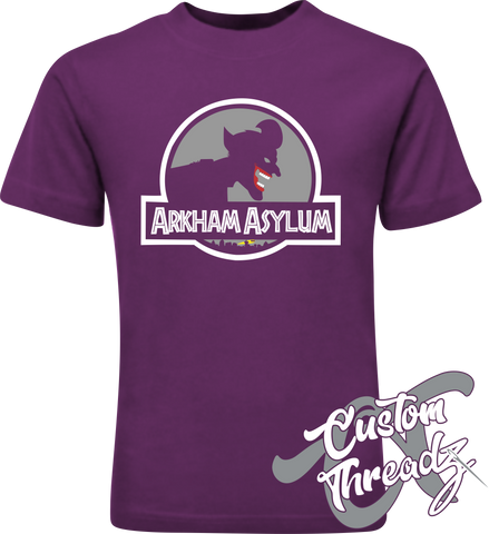Youth Arkham Asylum