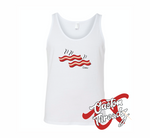 Mens Sizzlin' Tank Top