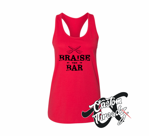 Ladies Braise the Bar Tank Top