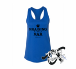 Ladies Braising the Bar Tank Top