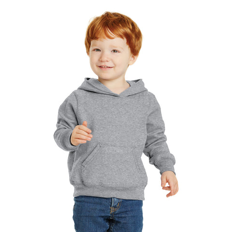 CAR78TH Toddler Core Fleece Pullover Hooded Sweatshirt