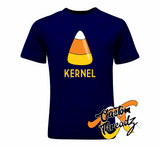 Mens Candy Corn Kernel
