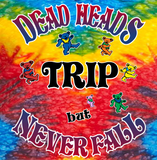 Mens Dead Head - Woodstock Tie Dye